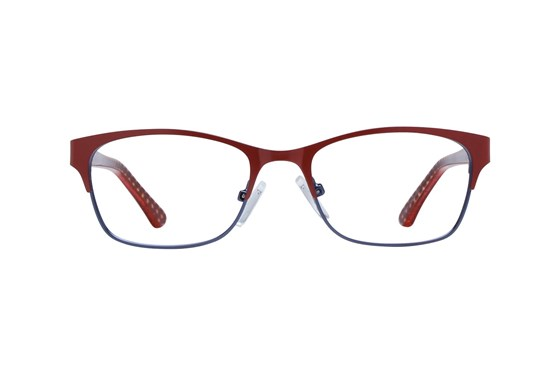 Wonder Woman WWE6 Red Glasses