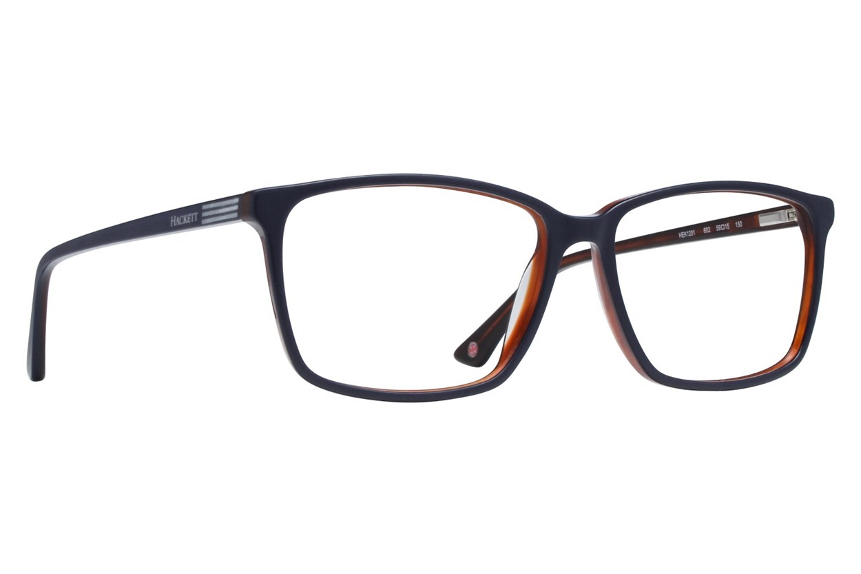 Hackett London Large Fit HEK1201 Blue Glasses