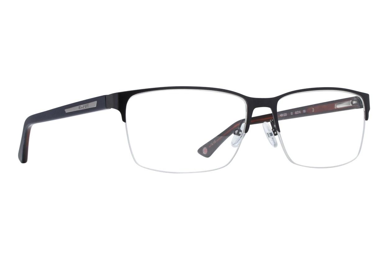 Hackett London Large Fit HEK1203 Black Glasses