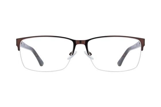 Hackett London Large Fit HEK1203 Brown Glasses