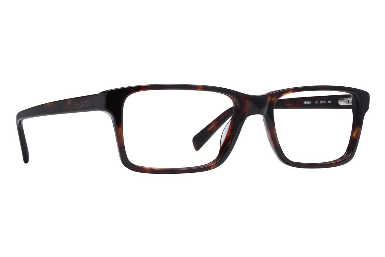 Hackett London Large Fit HEK1210 Tortoise Glasses