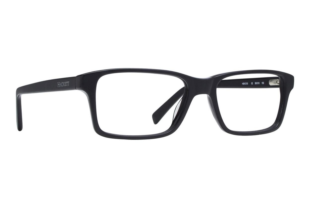 Hackett London Large Fit HEK1210 Black Glasses