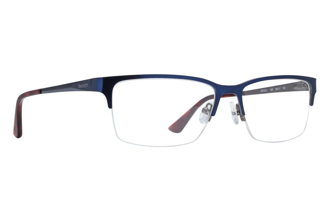 Hackett London Large Fit HEK1212 Blue Glasses