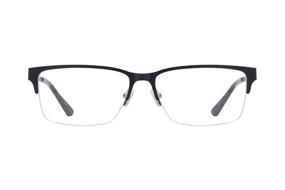 Hackett London Large Fit HEK1212 Black Glasses