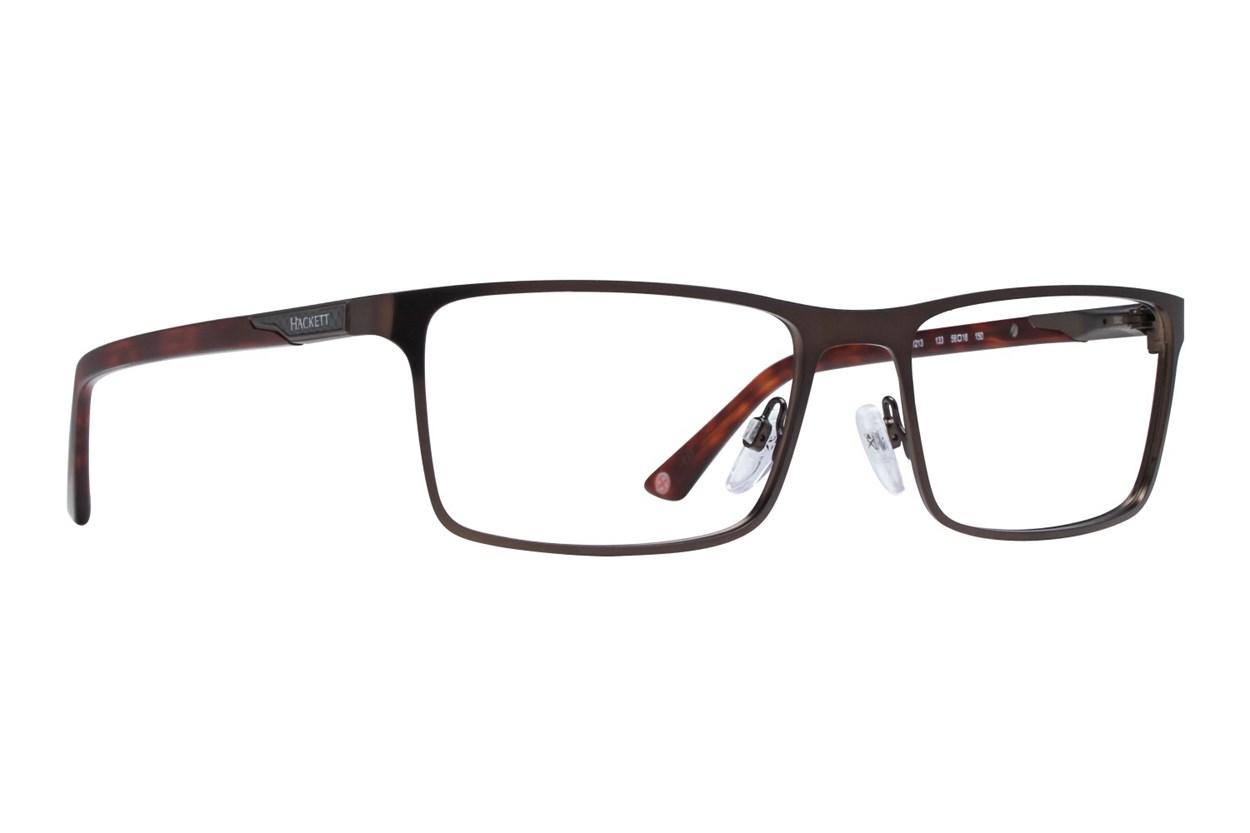 Hackett London Large Fit HEK1213 Brown Glasses