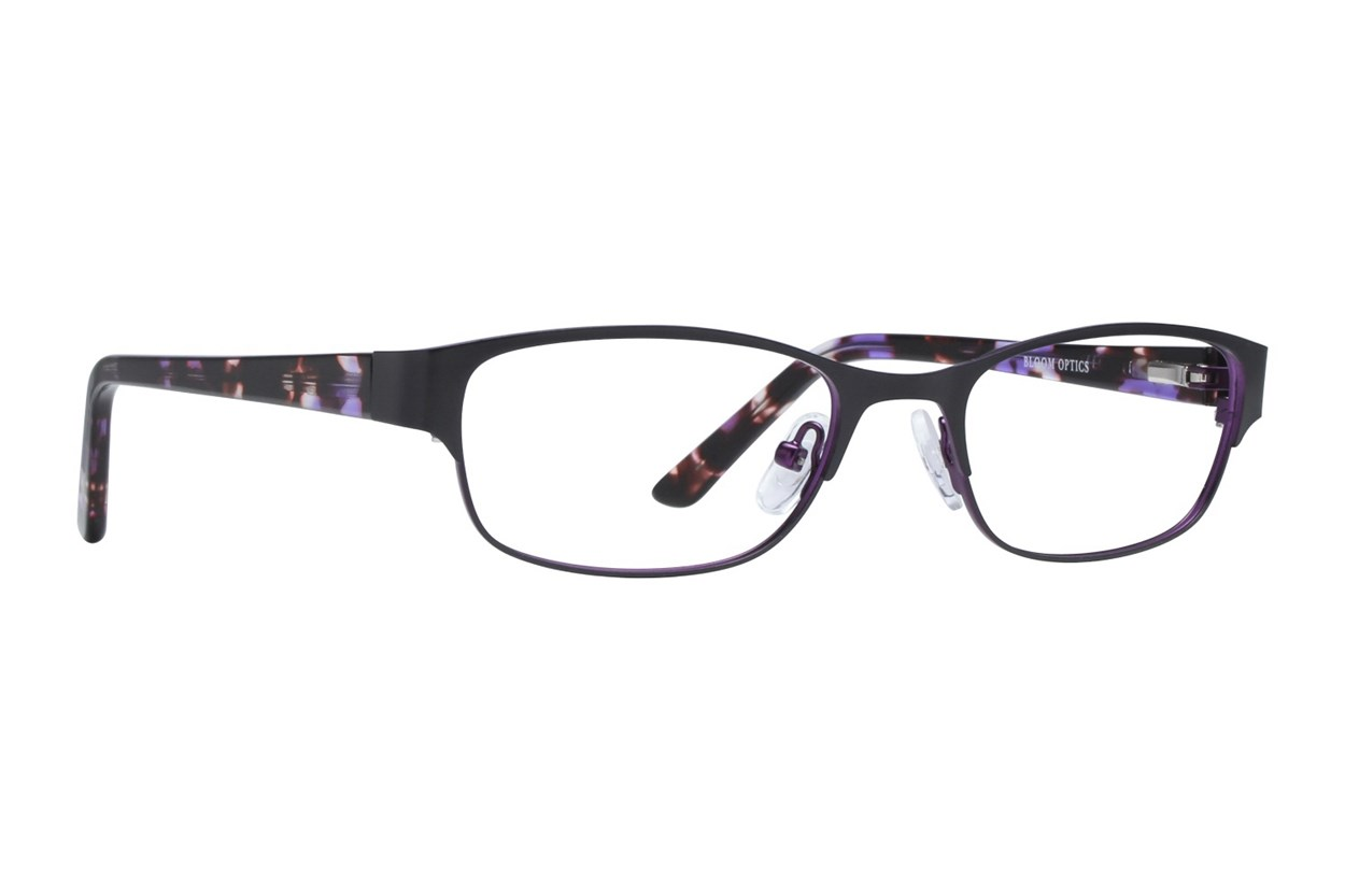 Bloom Optics Petite Lucy Black Glasses