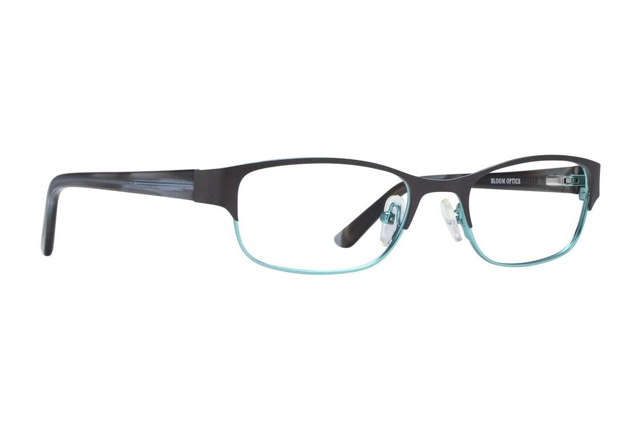 Bloom Optics Petite Lucy Brown Glasses
