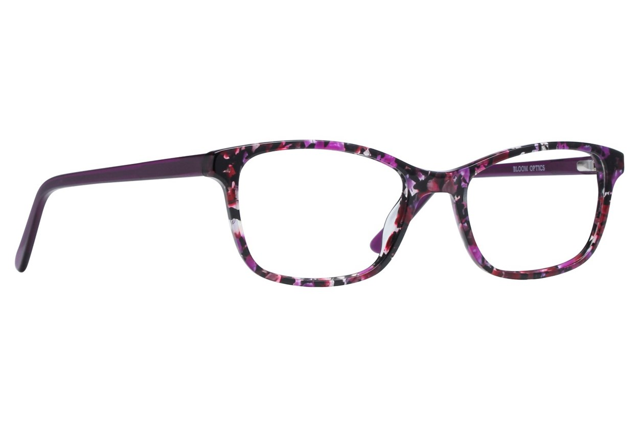 Bloom Optics Petite Tiffany Purple Glasses