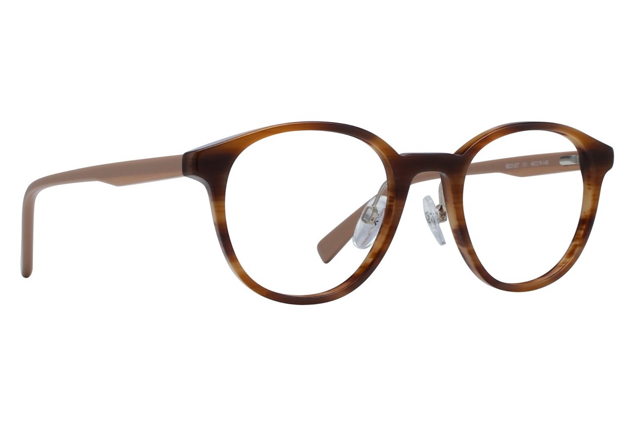 United Colors of Benetton BEO1007 Brown Glasses