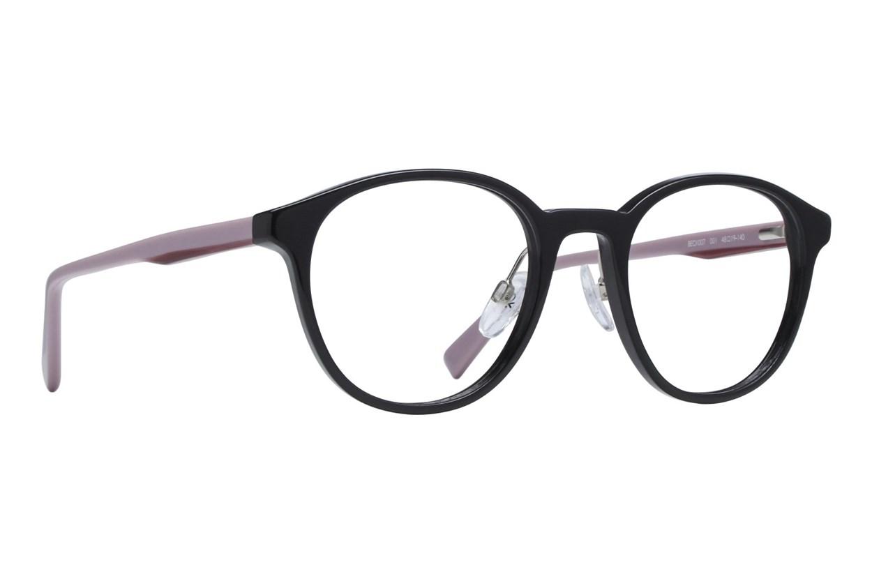 United Colors of Benetton BEO1007 Black Glasses