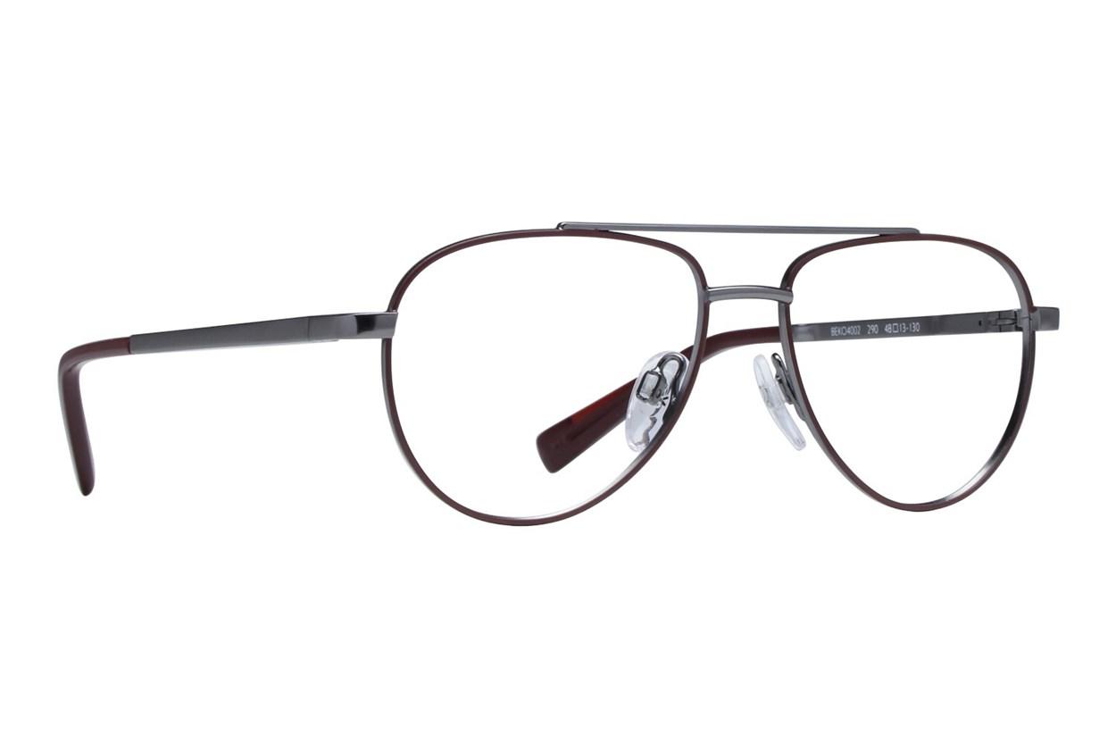 United Colors of Benetton BEKO4002 Red Glasses
