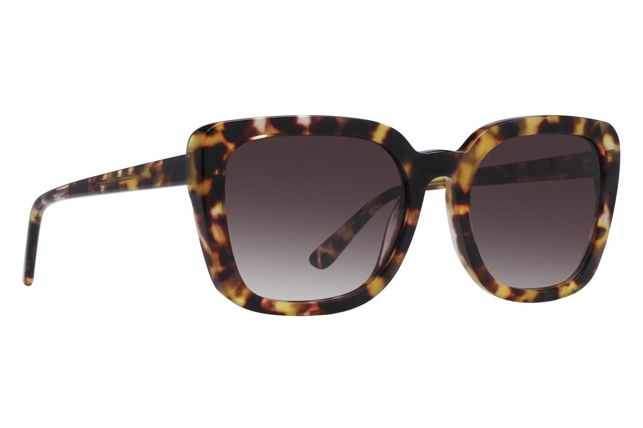Lunettos Kira Tortoise Sunglasses