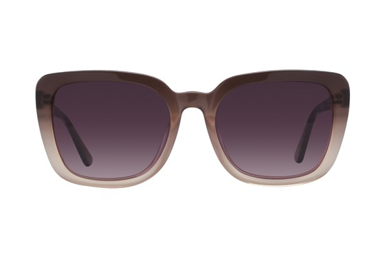 Lunettos Kira Brown Sunglasses