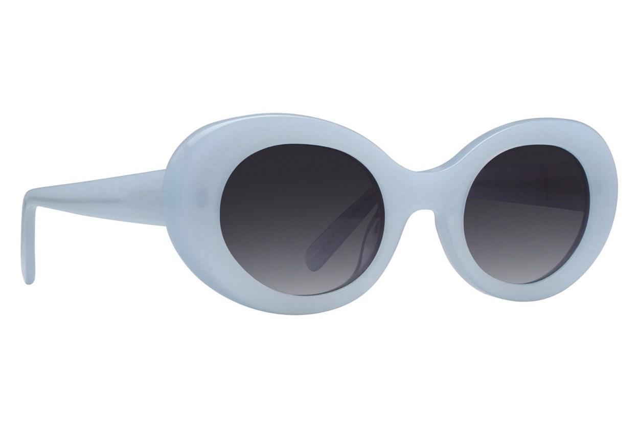 Lunettos Selena Blue Sunglasses
