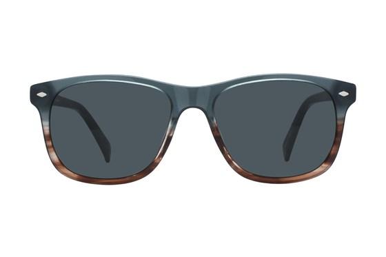 Lunettos Cam Green Sunglasses
