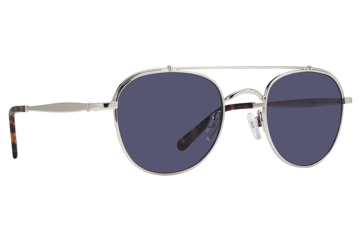 Lunettos Enzo Gold Sunglasses