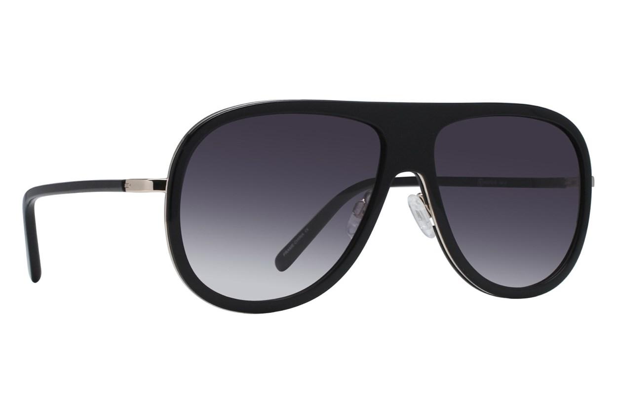 Westend Highlands Black Sunglasses