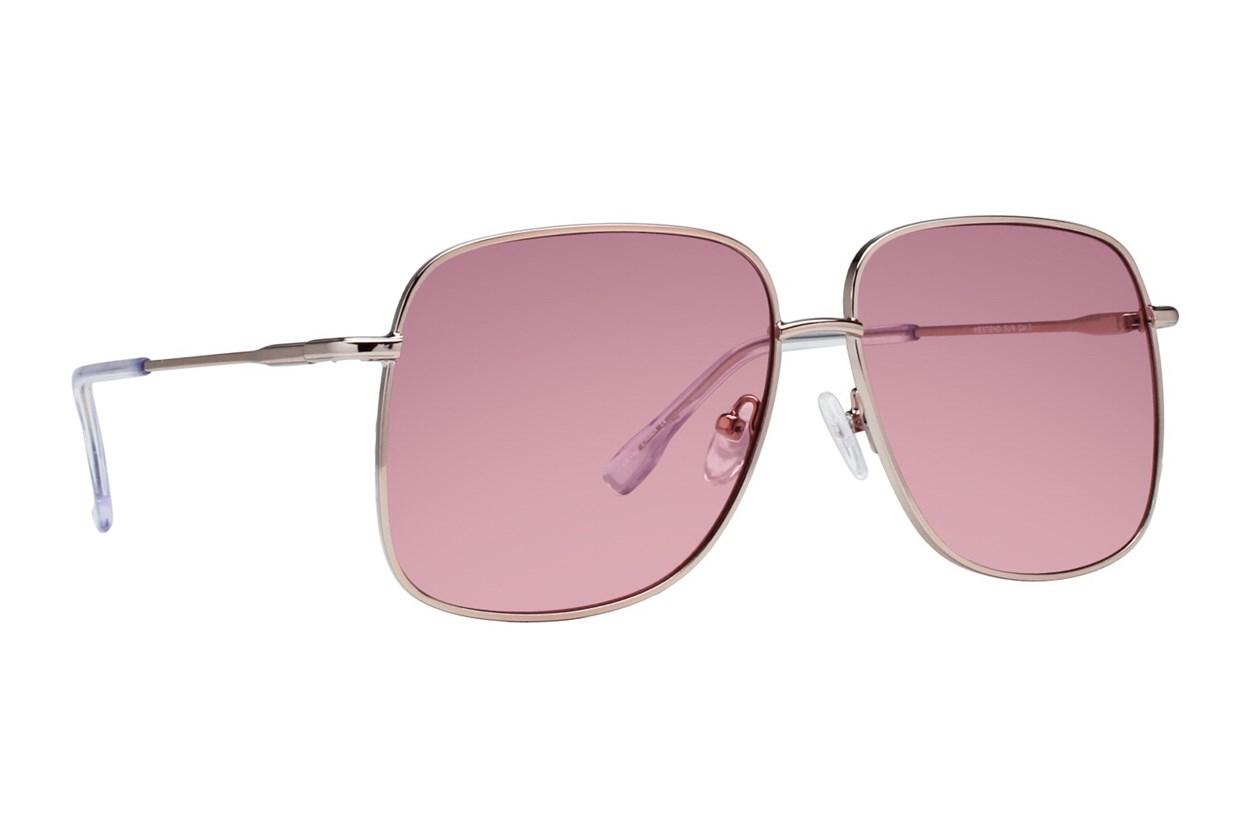 Westend Georgetown Gold Sunglasses