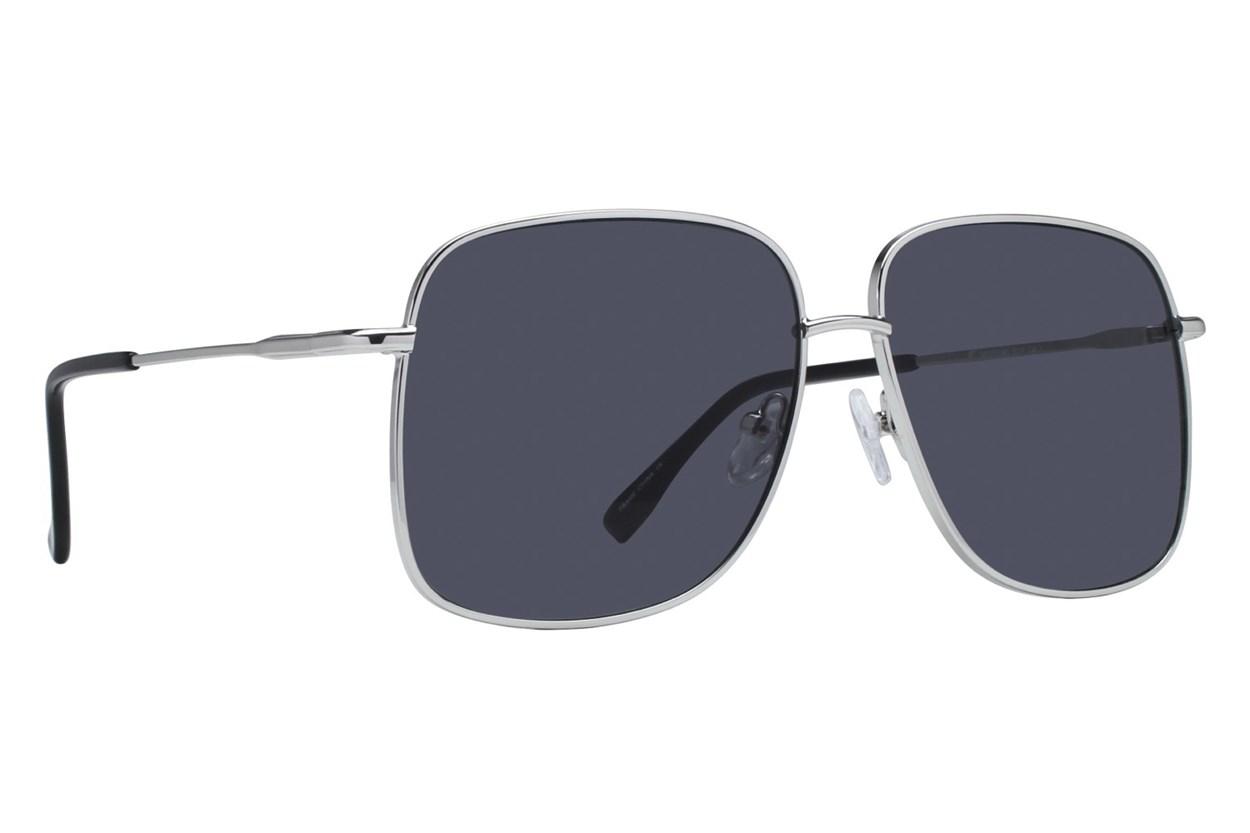 Westend Georgetown Silver Sunglasses