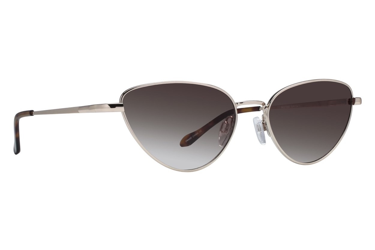 Westend Sedona Gold Sunglasses
