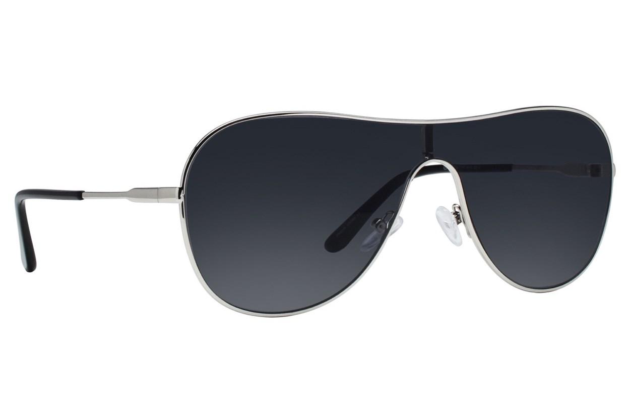 Westend Soho Silver Sunglasses