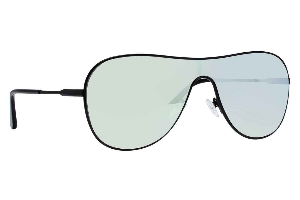 Westend Soho Black Sunglasses