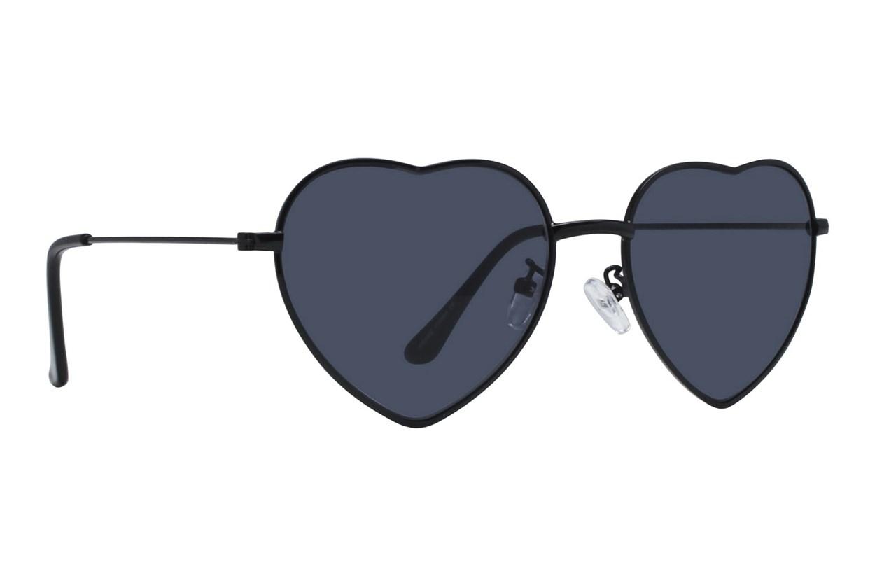 Westend Hartford Black Sunglasses