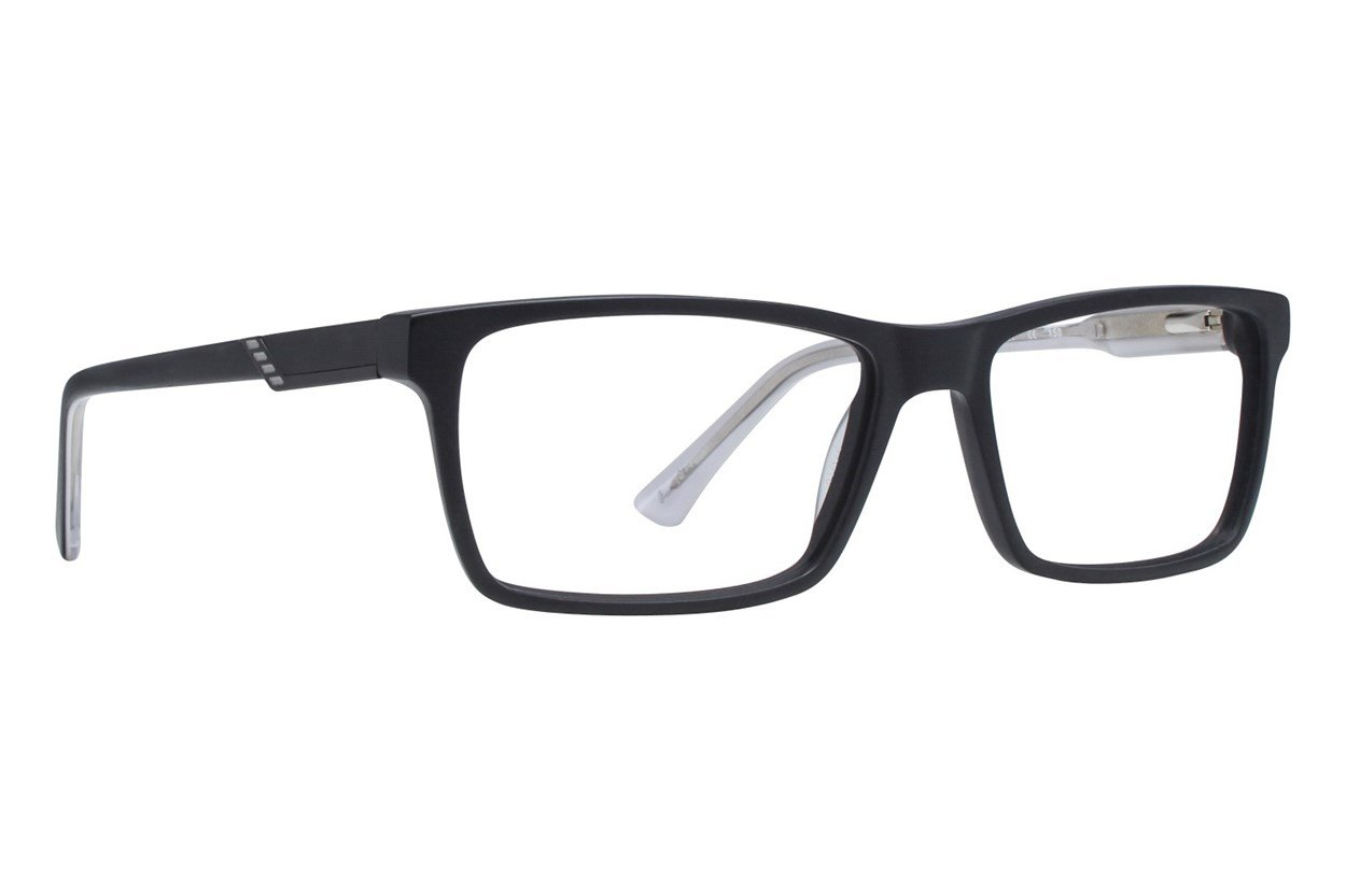 Shaq QD 144Z Black Glasses