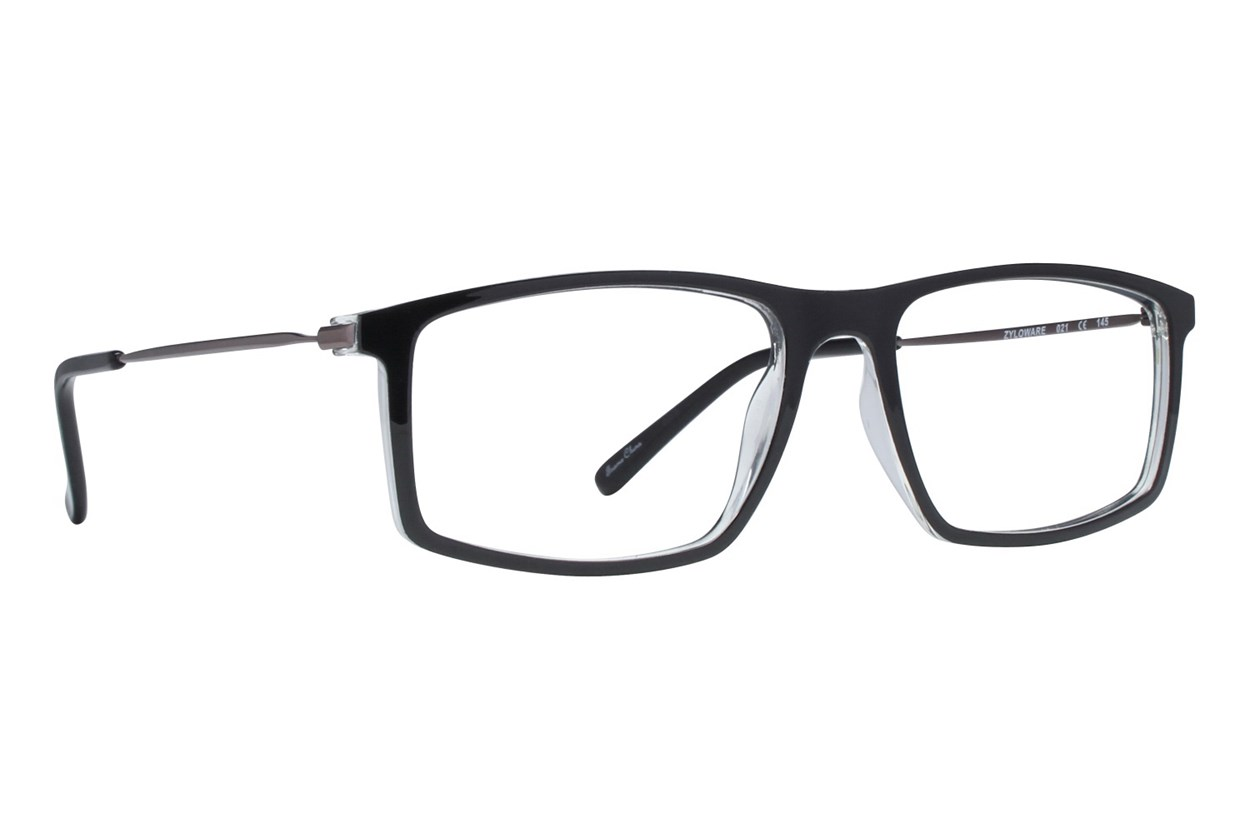 Shaq QD 151Z Black Glasses