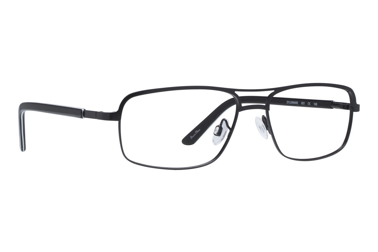 Shaq QD 155M Black Glasses