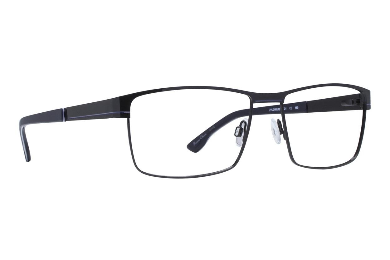 Shaq QD 157M Black Glasses