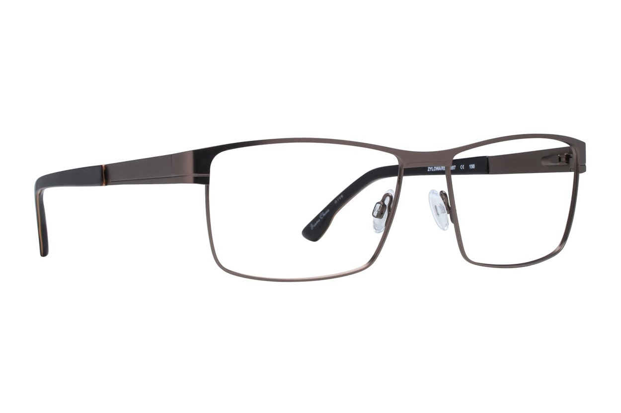 Shaq QD 157M Tan Glasses