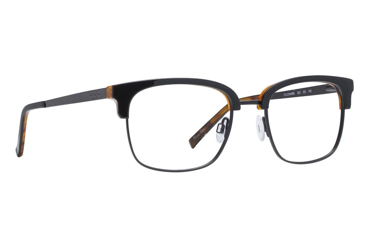 Randy Jackson RJ 1092 Black Glasses