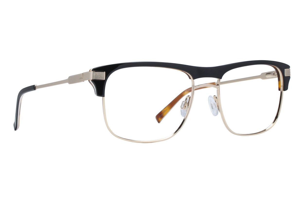 Randy Jackson RJ 1101 Black Glasses
