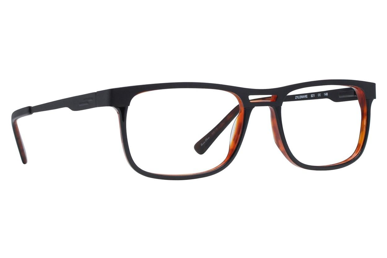 Randy Jackson RJ 3057 Black Glasses