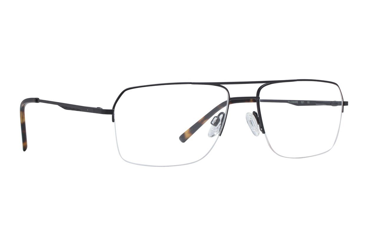 Stetson ST 366 Black Glasses