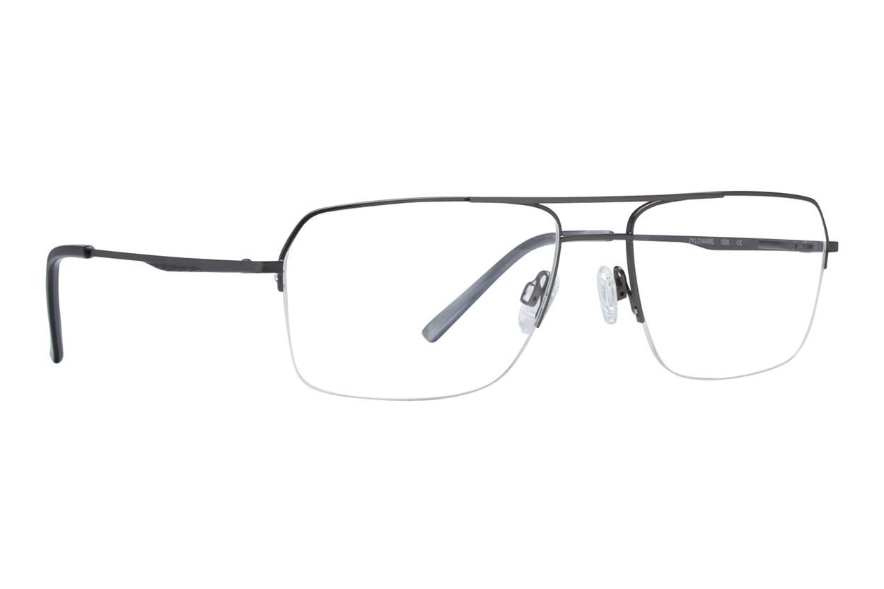 Stetson ST 366 Gray Glasses