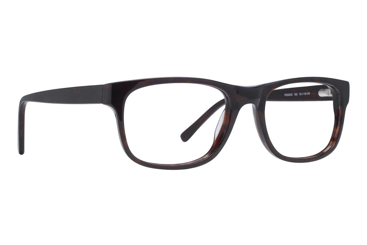 Puma PE0020O Brown Glasses