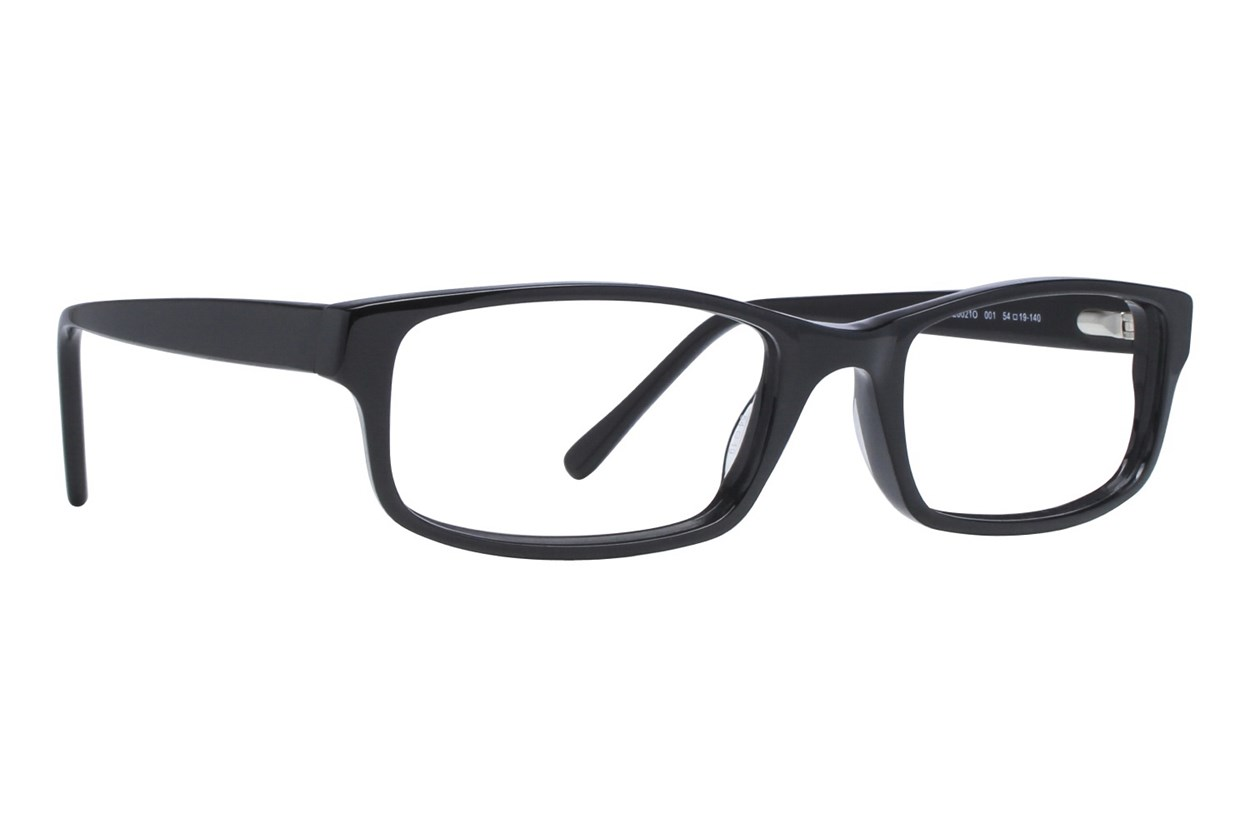 Puma PE0021O Black Glasses
