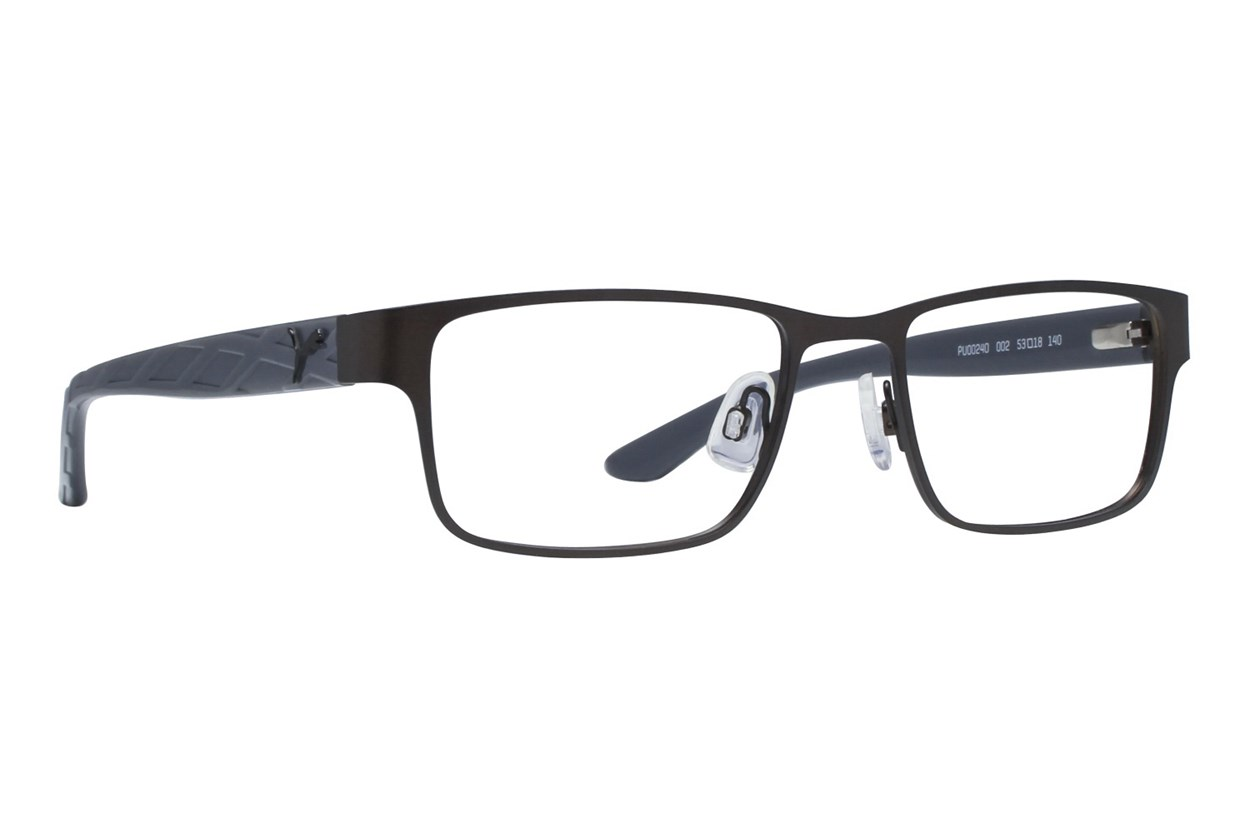 Puma PU0024O Black Glasses