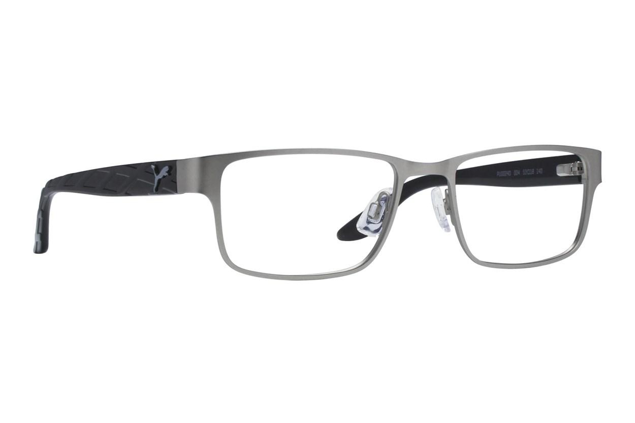 Puma PU0024O Silver Glasses