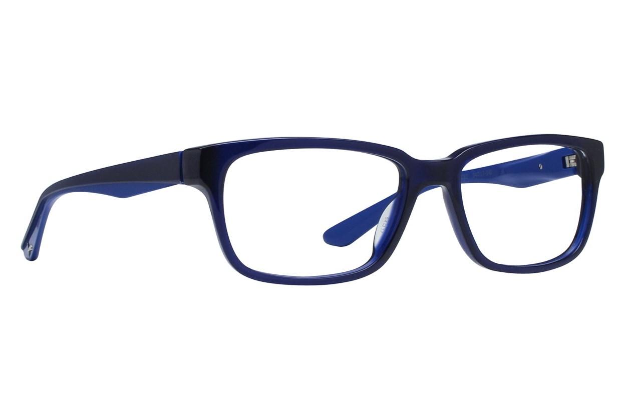 Puma PU0068O Blue Glasses