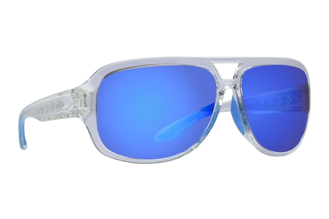 Puma PU0097S Clear Sunglasses