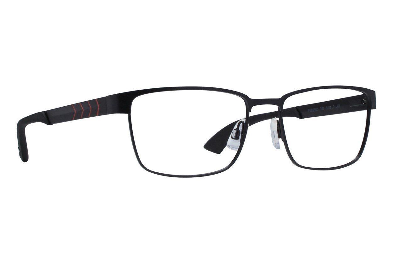 Puma PU0050O Black Glasses