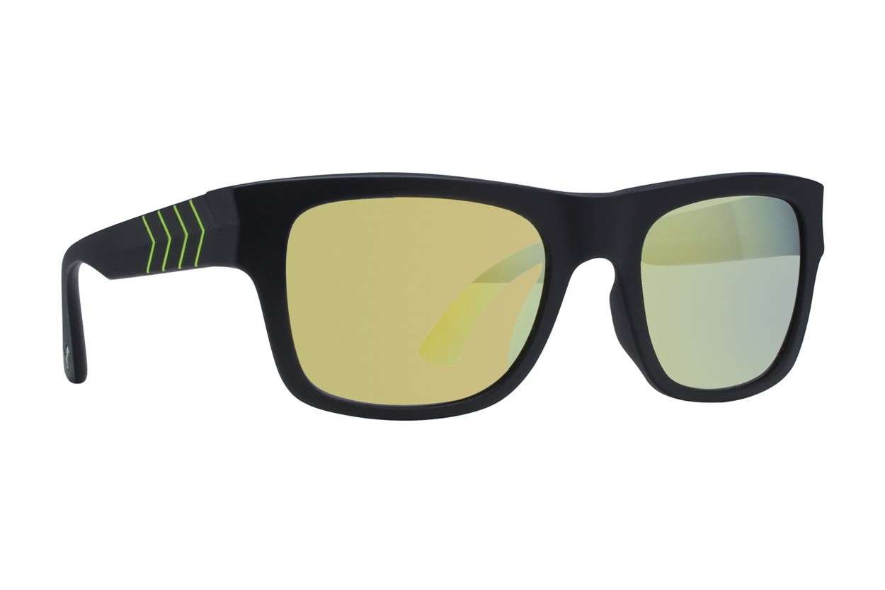 Puma PU0038S Black Sunglasses