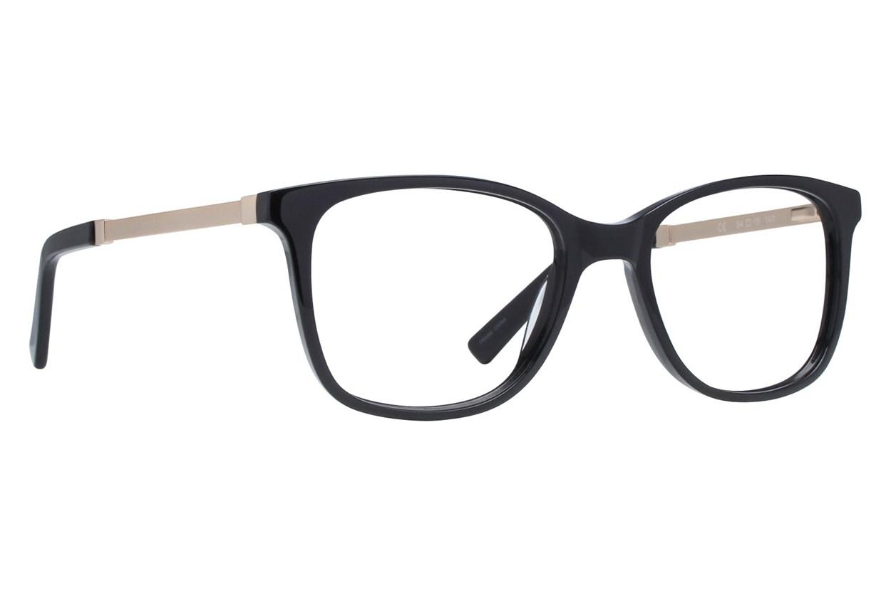 Dereon DOV542 Black Glasses