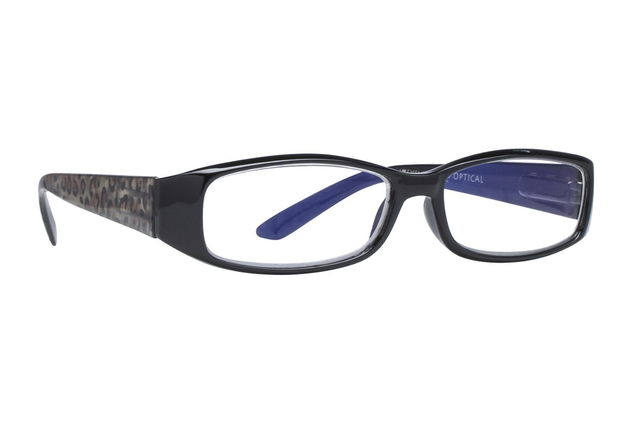 I Heart Eyewear Catarina Black ReadingGlasses