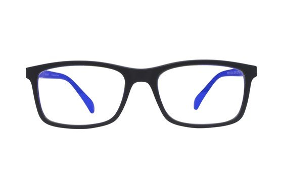 I Heart Eyewear Belmont Computer Reading Glasses Black ComputerVisionAides