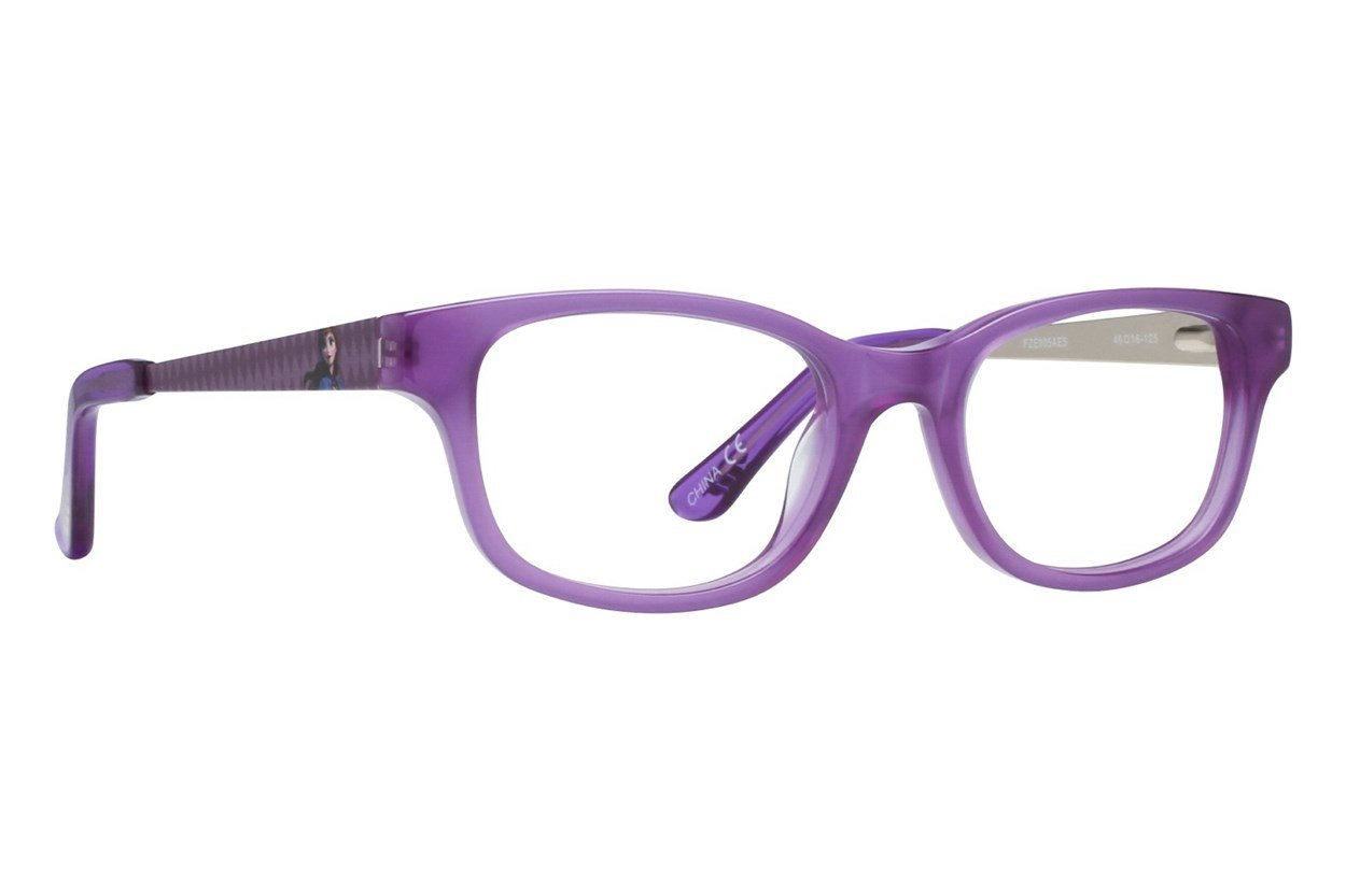 Disney Frozen FZE905 Purple Glasses
