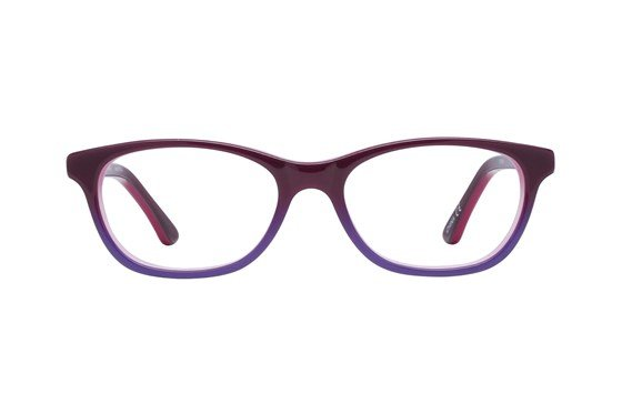 Disney Frozen FZE908 Purple Glasses